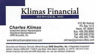 Klimas Financial Services